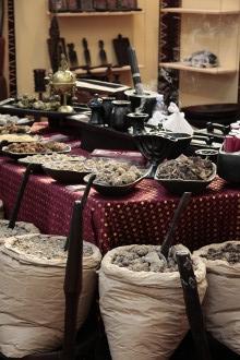 varie essenze e tè al sana