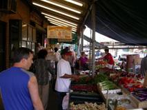 un piccolo mercato