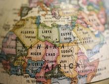 mappamondo paesi sottosviluppati