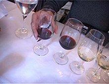 bicchieri di vino