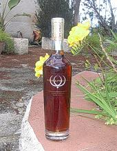 bottiglia di vino donna franca