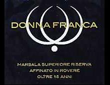 il logo del marsala donna franca