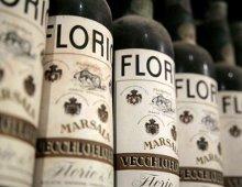 bottiglie di marsala delle cantine florio