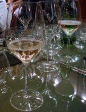 bicchieri di prosecco