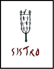 Il logo del Coro Sistro