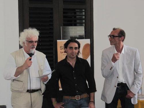 Patrizio, Martino e Valerio