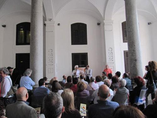 Patrizio, Martino e il pubblico