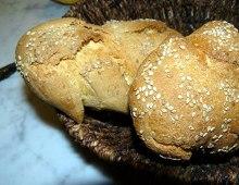 pane all'antica del forno Mancuso