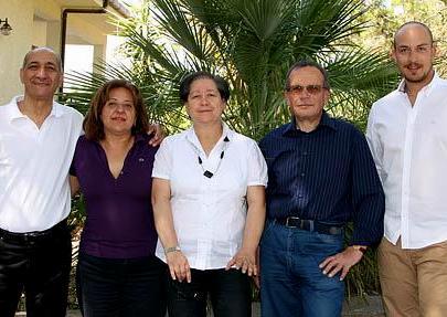 i cinque soci fondatori