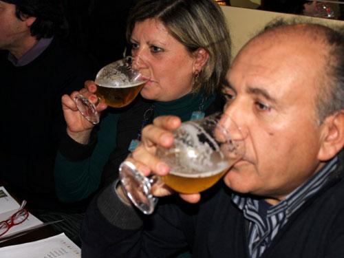 degustazione di birra