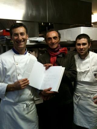 Martino e i giovani chef