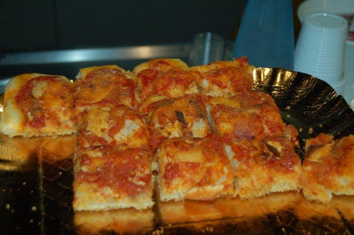 pezzi di pizza