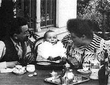 frame del film répas de bebé