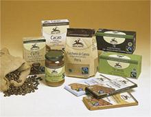 prodotti Fairtrade confezionati