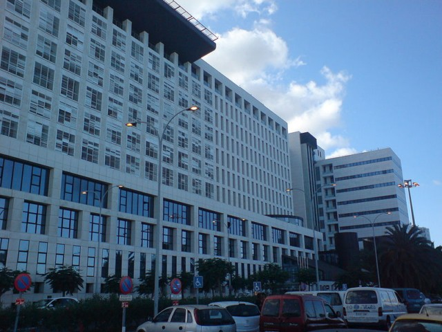 ospedale universitario di gran canaria