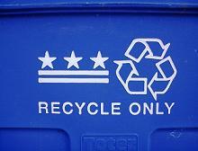 logo del riciclo