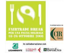 logo della collaborazione tra fairtrade e cir food