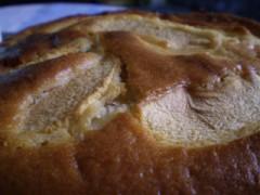 torta di mele fragrante