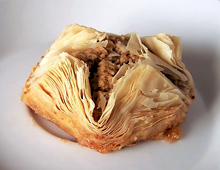 Baklava da Wikipedia Commons di RaineerZenz