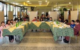 il tavolo dei giurati