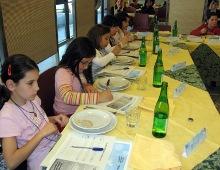 i bambini votano le ricette