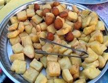 frittura di tofu