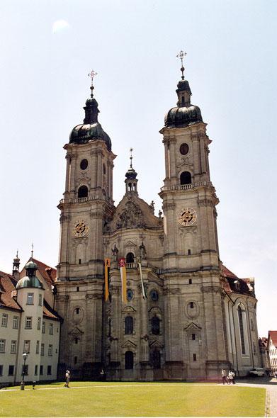 abbazia di san gallo