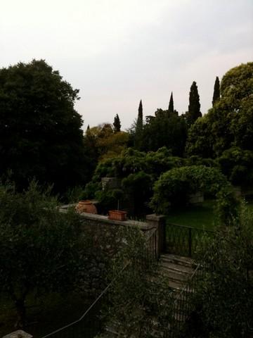 veduta della tenuta Castelvecchio