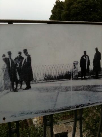 immagini storiche nell'azienda castelvecchio