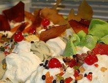 gelato con canditi