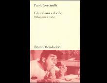 copertina del libro Gli italiani e il Cibo