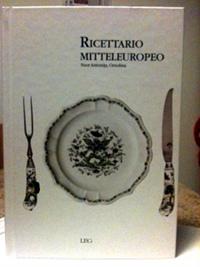 copertina del ricettario
