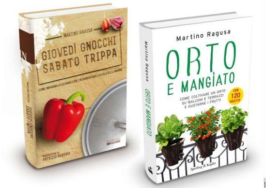 i libri di martino orto e mangiato e giovedì gnocchi sabato trippa