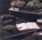 erbe e ricettario
