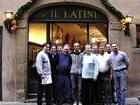 il Latini a firenze