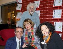 Martino, Patrizio, Marina e Barbara