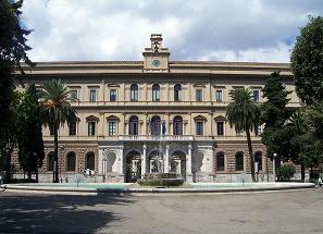la sede dell'università di bari