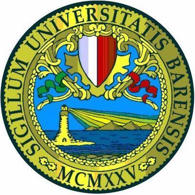 logo dell'università di bari