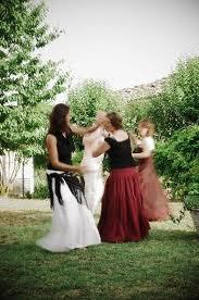 danze popolari all'aperto