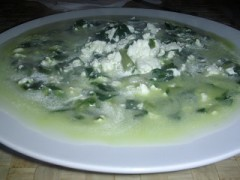 zuppa di ricotta