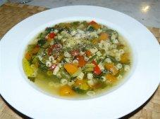 minestrone genovese