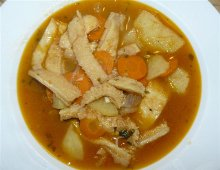 zuppa di trippe