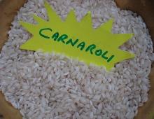 chicchi di riso carnaroli