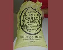 sacchetto di riso sant'andrea re carlo