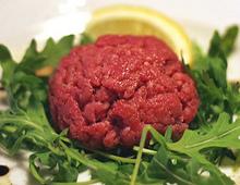 tartara di carne cruda
