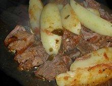 umido con le patate