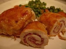 pollo al parmigiano