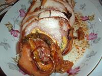 arrosto nel piatto