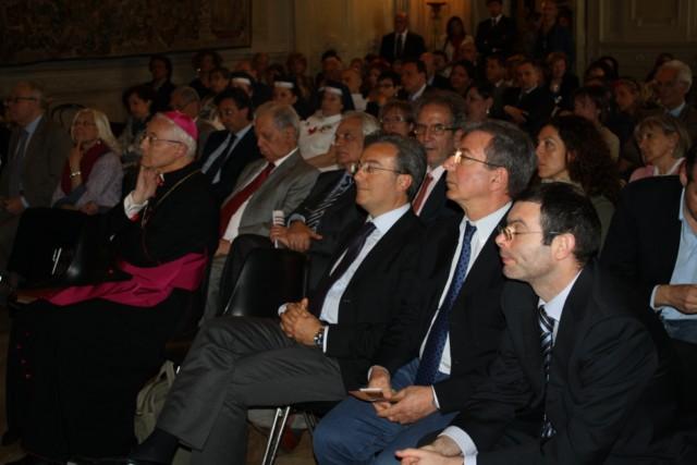 il pubblico del convegno