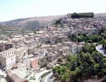 panoramica di Ragusa Ibla